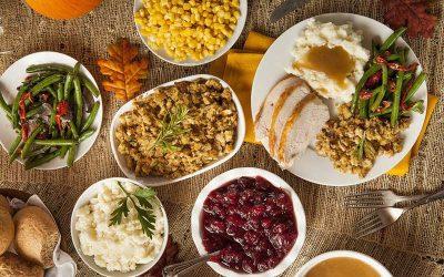 Build A Healthier Thanksgiving Plate